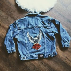 Boys Harley Davidson Jacket
